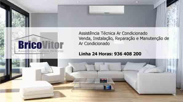 Assistência Ar Condicionado