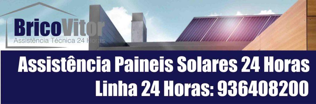 Assistência Painéis SolaresCovelas