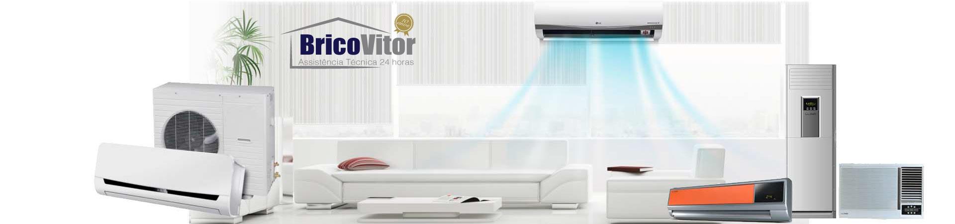 BricoVitor-Ar-condicionado-1 Assistência Ar Condicionado Torres Vedras - Lisboa