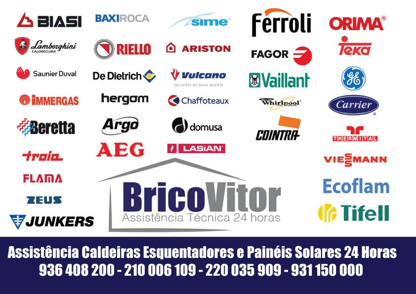 Assistência-Caldeira-esquentadores-paineis-solares-assistência-reparação-manutenção-Bricovitor