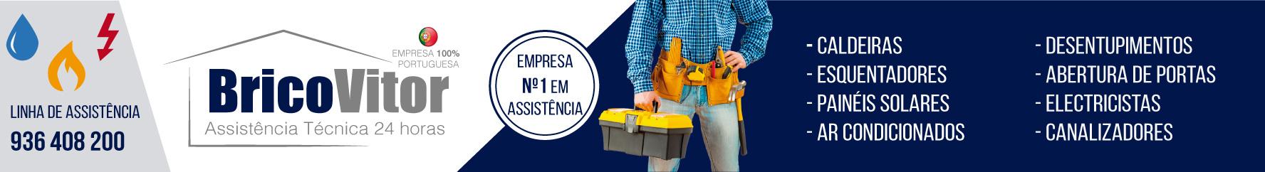 Bricovitor-Barra-de-Publicidade-fina Assistência Ar Condicionado Grândola - Setúbal