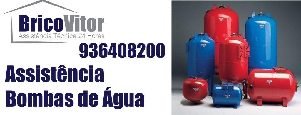 Assistência Bombas de Água Bragança