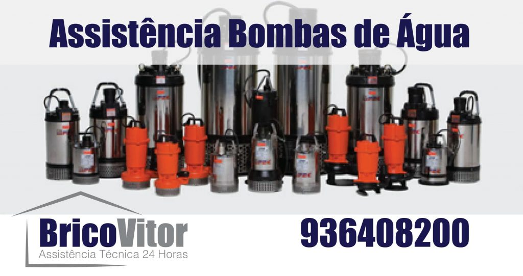 Assistência Bombas de Água Aveiro