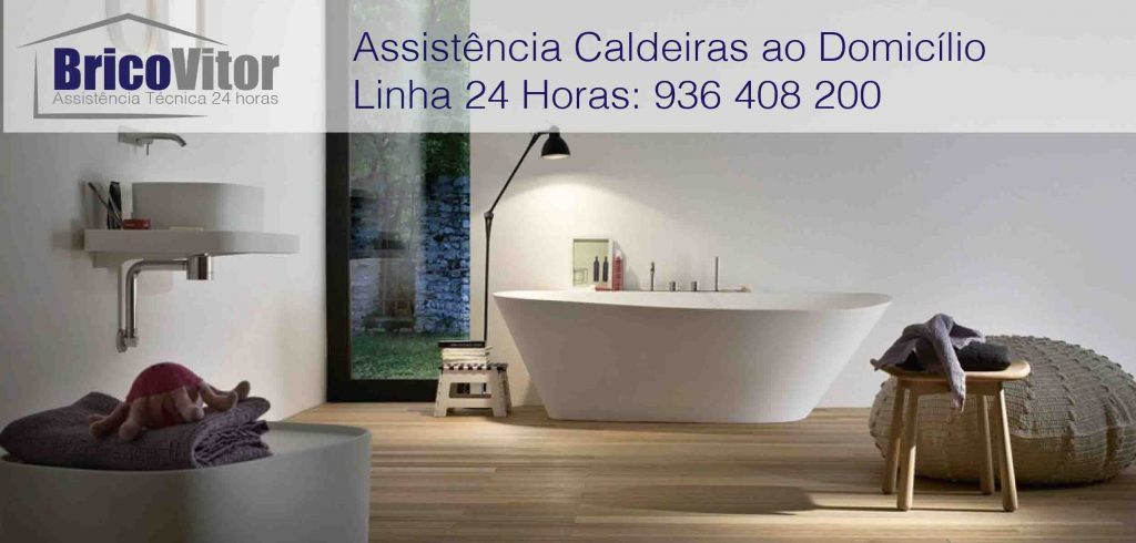 Empresa Assistência Caldeiras GASÓLEO Alenquer,