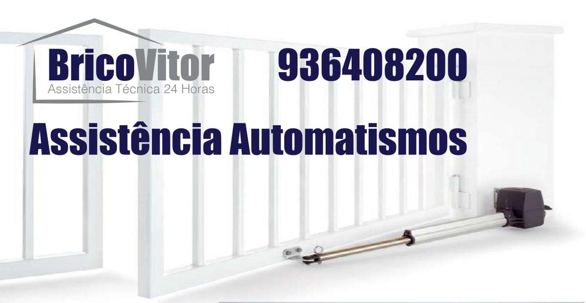 Assistência Automatismos Lisboa