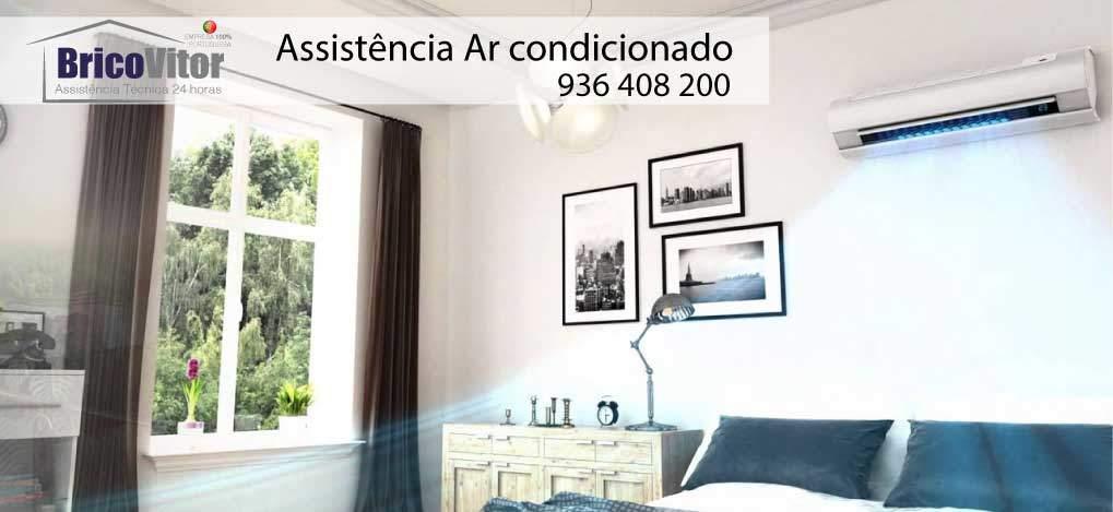 BricoVitor-assistencia-ar-condicionado Assistência Ar Condicionado
