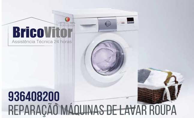 Empresa de Assistência Reparação Máquina de lavar Roupa