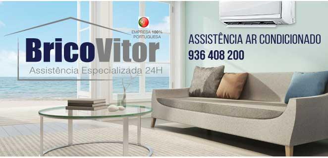 Manutenção Ar Condicionado Seixal