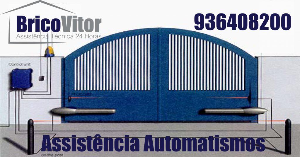 Reparação Automatismos Marco de Canaveses