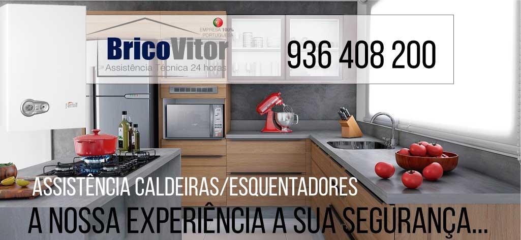 Assistência Caldeiras – Técnico Caldeiras, BricoVitor Assistência Tecnica 24 horas