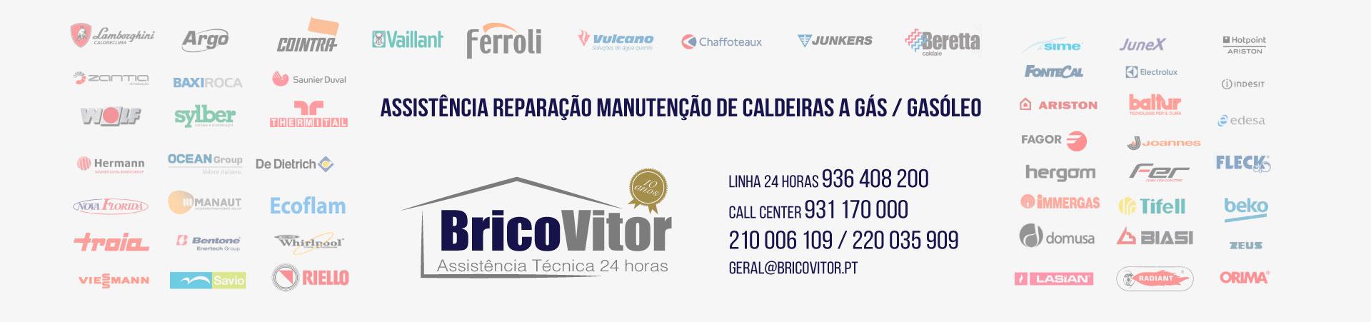 Assistência Caldeiras GASÓLEO Vila Nova de Famalicão, BricoVitor Assistência Tecnica 24 horas