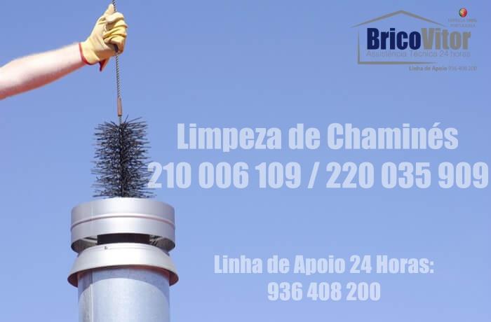 Limpa Chaminés Ponte de Lima