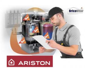 Assistência Técnica Caldeira Ariston Alvarenga
