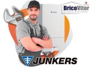 Assistência Técnica Caldeira Junkers Felgueiras