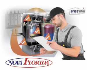 Assistência Técnica Caldeira Nova Florida Trofa