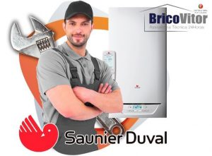 Assistência Técnica Caldeira Saunier Duval Amares