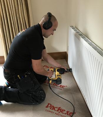desencravar radiador