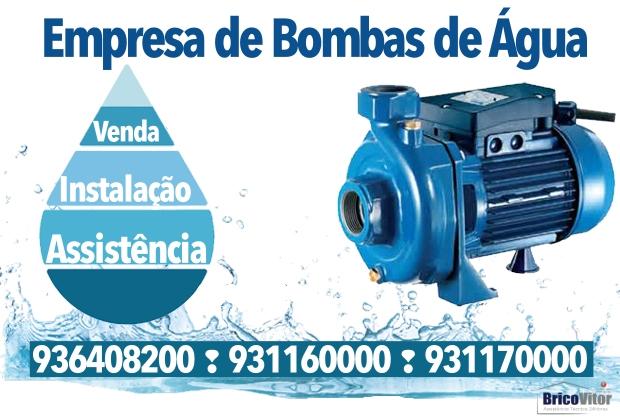 Assistência Bombas de Água Terras de Bouro